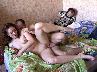 Turned cuckold for cheating on his gf